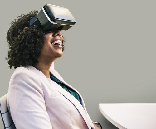 Réalité virtuelle commerciaux